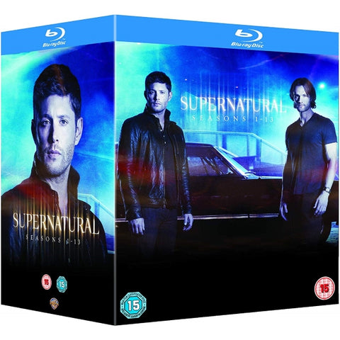 Supernatural: Seasons 1-13 [Blu-Ray Box Set]