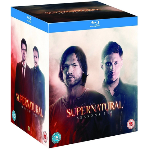 Supernatural: Seasons 1-10 - The Complete Series [Blu-Ray Box Set]