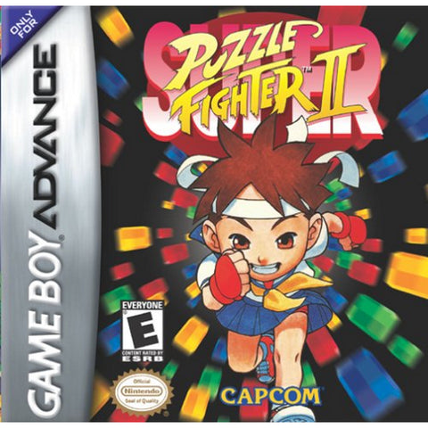 Super Puzzle Fighter II [GameBoy Advance]