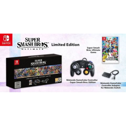 Super Smash Bros. Ultimate - Limited Edition [Nintendo Switch]