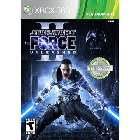 Star Wars: The Force UnleashedII [Xbox 360]