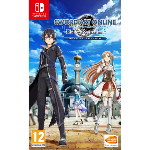 Sword Art Online: Hollow Realization - Deluxe Edition [Nintendo Switch]