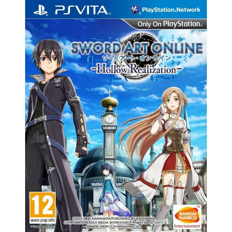 Sword Art Online: Hollow Realization [Sony PS Vita]