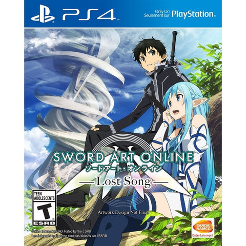 Sword Art Online: Lost Song [PlayStation 4]