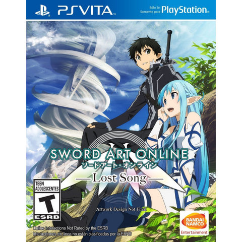 Sword Art Online: Lost Song [Sony PS Vita]