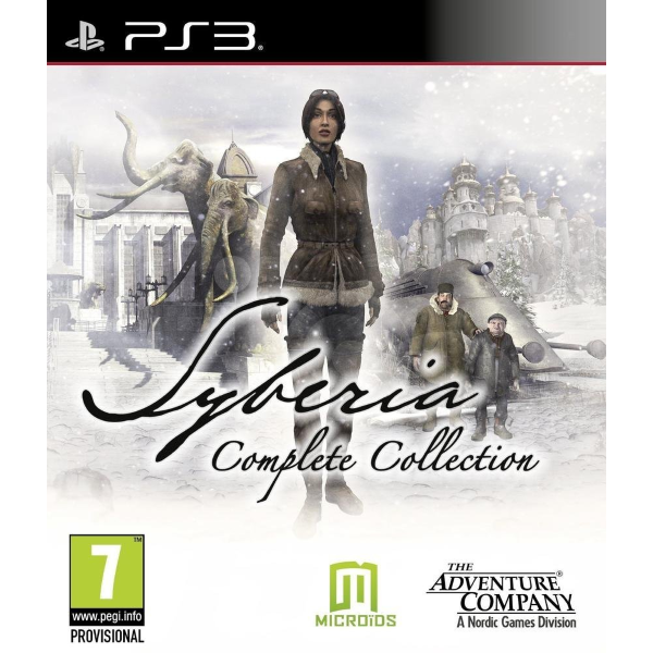Syberia: Complete Collection [PlayStation 3]