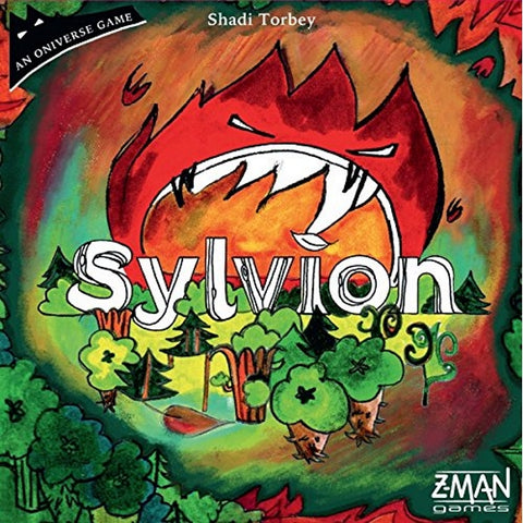 Sylvion [Card Game, 1-2 Players]
