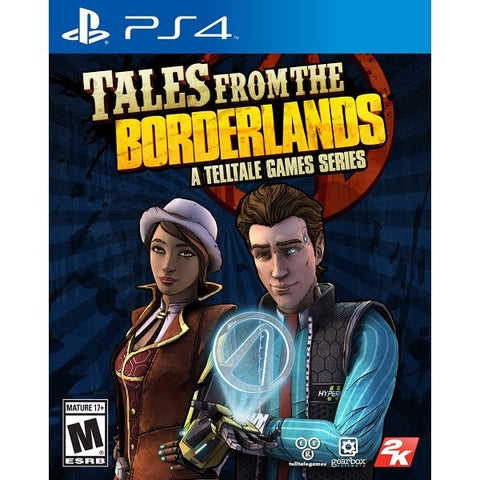 Tales from the Borderlands: A Telltale Game Series [PlayStation 4]