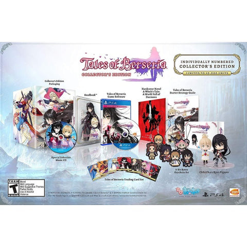 Tales of Berseria -  Collector's Edition [PlayStation 4]