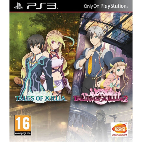 Tales of Xillia 1 & 2 Collection [PlayStation 3]