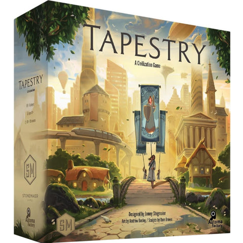 Tapestry [Board Game, 1-5 Players]