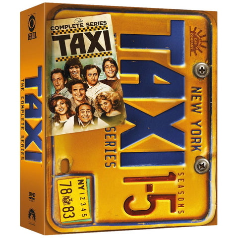 Taxi: The Complete Series - Seasons 1-5 [DVD Box Set]