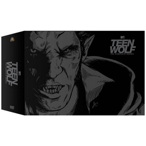 Teen Wolf: The Complete Series - Seasons 1-6 [DVD Box Set]
