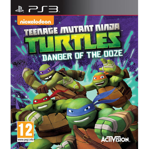 Teenage Mutant Ninja Turtles: Danger of the Ooze [PlayStation 3]