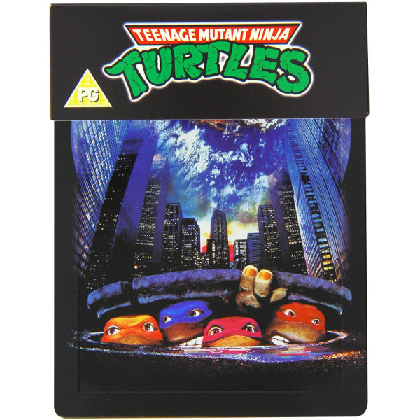Teenage Mutant Ninja Turtles: The Original Movie - Limited Edition SteelBook [Blu-ray]