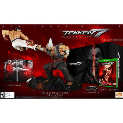 Tekken 7 - Collector's Edition [Xbox One]