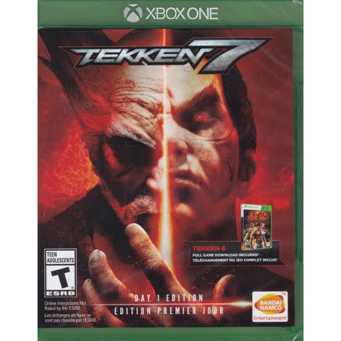 Tekken 7 - Day 1 Edition [Xbox One]