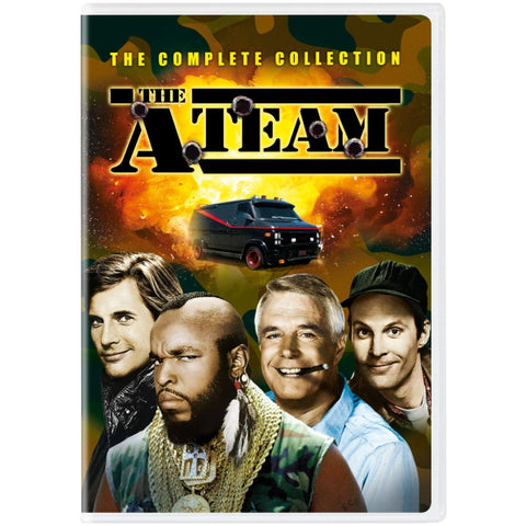 The A-Team: The Complete Collection - Seasons 1-5 [DVD Box Set]