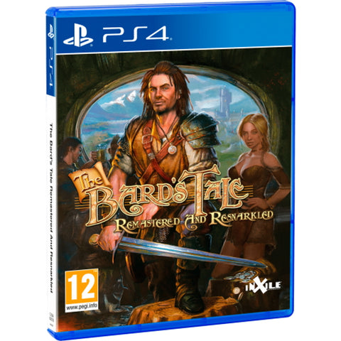 The Bard's Tale: Remastered and Resnarkled [PlayStation 4]