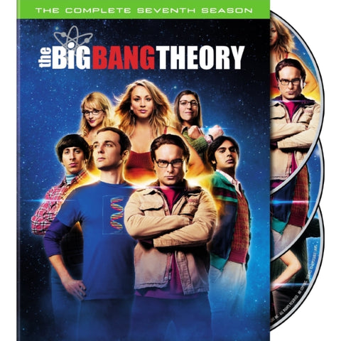 The Big Bang Theory: The Complete Seventh Season [DVD Box Set]