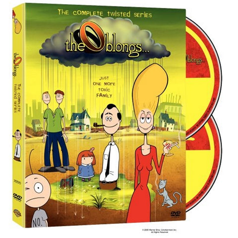 The Oblongs - The Complete Twisted Series [DVD Box Set]