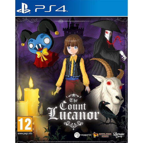 The Count Lucanor [PlayStation 4]