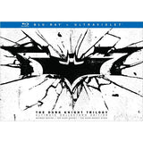 The Dark Knight Trilogy - Ultimate Collector's Edition [Blu-Ray Box Set]