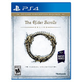 The Elder Scrolls Online: Tamriel Unlimited [PlayStation 4]