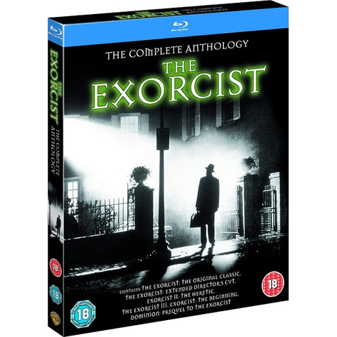 The Exorcist: The Complete Anthology [Blu-Ray Box Set]