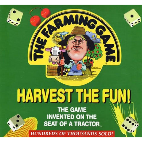 The Farming Game [Board Game, 2-6 Players]