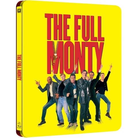 The Full Monty - Limited Edition Collectible SteelBook [Blu-Ray]