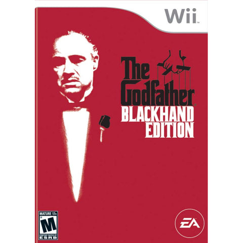 The Godfather: Blackhand Edition [Nintendo Wii]