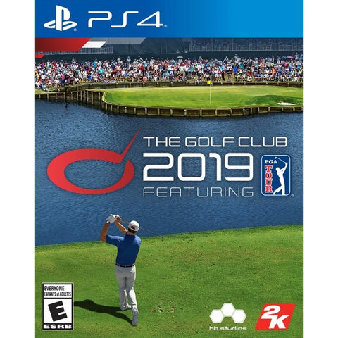 The Golf Club 2019 Featuring PGA Tour [PlayStation 4]