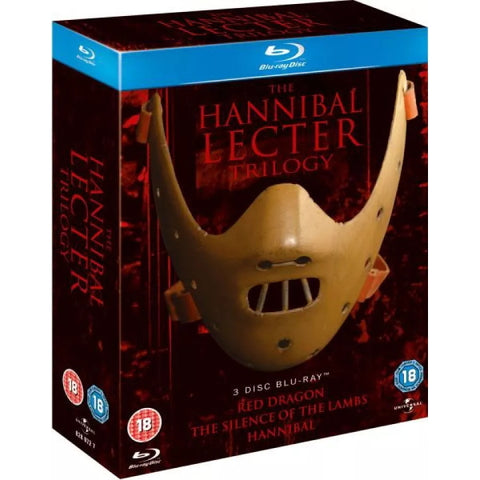 The Hannibal Lecter Trilogy [Blu-Ray Box Set]