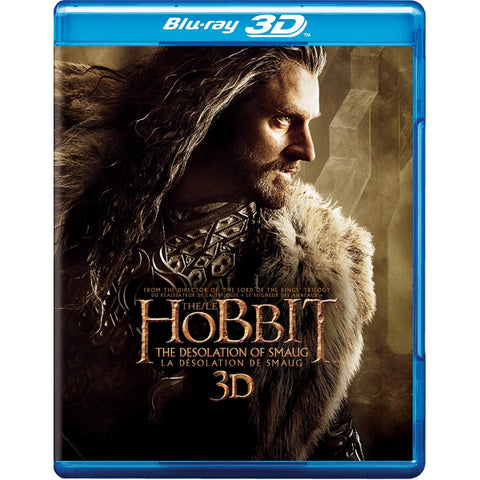 The Hobbit: The Desolation of Smaug 3D [3D + 2D Blu-ray + Digital]