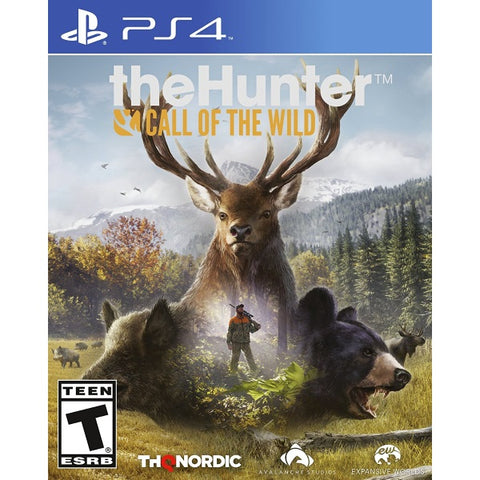 theHunter: Call of the Wild [PlayStation 4]