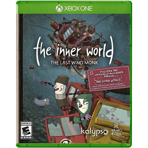 The Inner World: The Last Wind Monk [Xbox One]