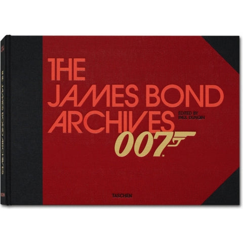 The James Bond Archives: SPECTRE Edition [Hardcover Book]