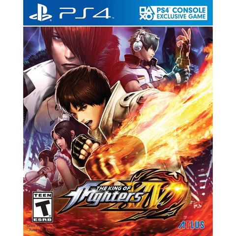 The King of Fighters XIV [PlayStation 4]