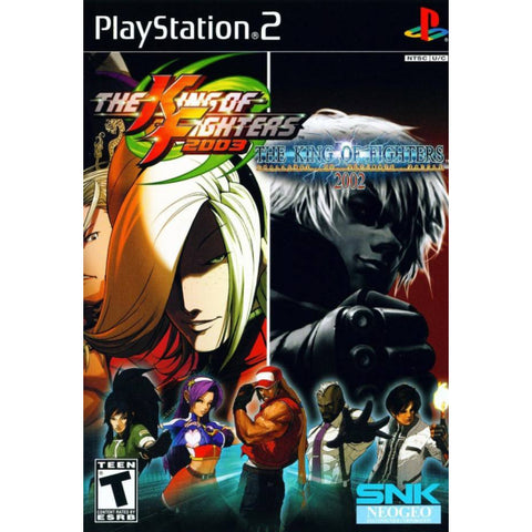 The King of Fighters 2002/2003 [PlayStation 2]