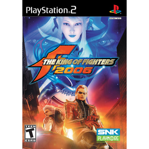 The King of Fighters 2006 [PlayStation 2]