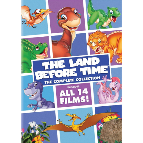 The Land Before Time: The Complete Collection [DVD Box Set]