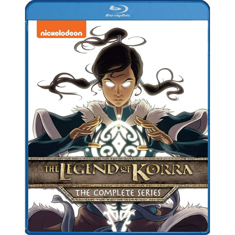 The Legend of Korra: The Complete Series - Seasons 1-4 [Blu-Ray Box Set]