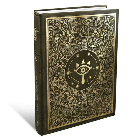 The Legend of Zelda: Breath of the Wild - Deluxe Edition - The Complete Official Guide [Strategy Guide]