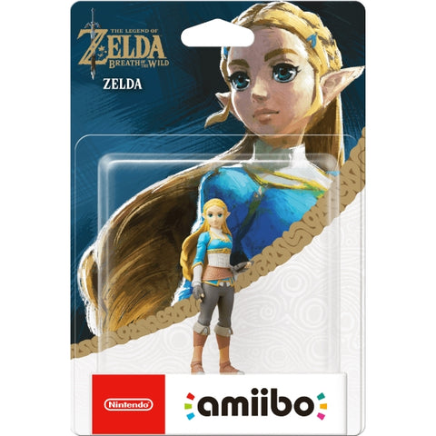 Zelda Amiibo - The Legend of Zelda: Breath of the Wild Series [Nintendo Accessory]