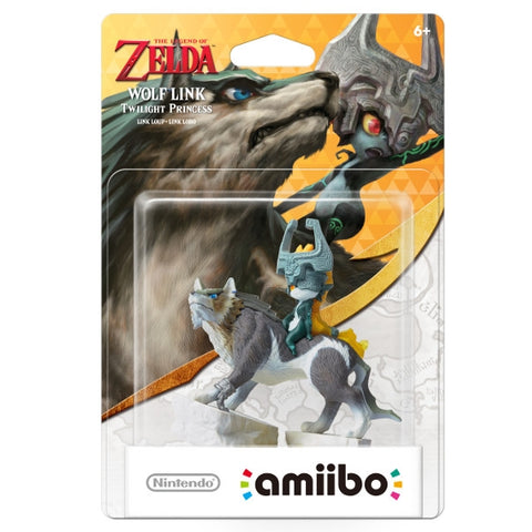 Wolf Link Amiibo - The Legend of Zelda: Twilight Princess Series [Nintendo Accessory]