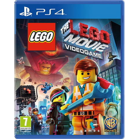 The LEGO Movie Videogame [PlayStation 4]