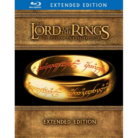 The Lord Of The Rings: Motion Picture Trilogy - Special Extended Edition [Blu-Ray Box Set]