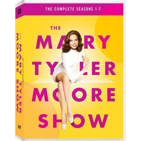 The Mary Tyler Moore Show: The Complete Seasons 1-7 [DVD Box Set]
