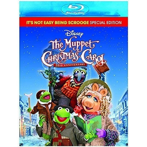 Disney's The Muppet Christmas Carol - 20th Anniversary Special Edition [Blu-Ray]